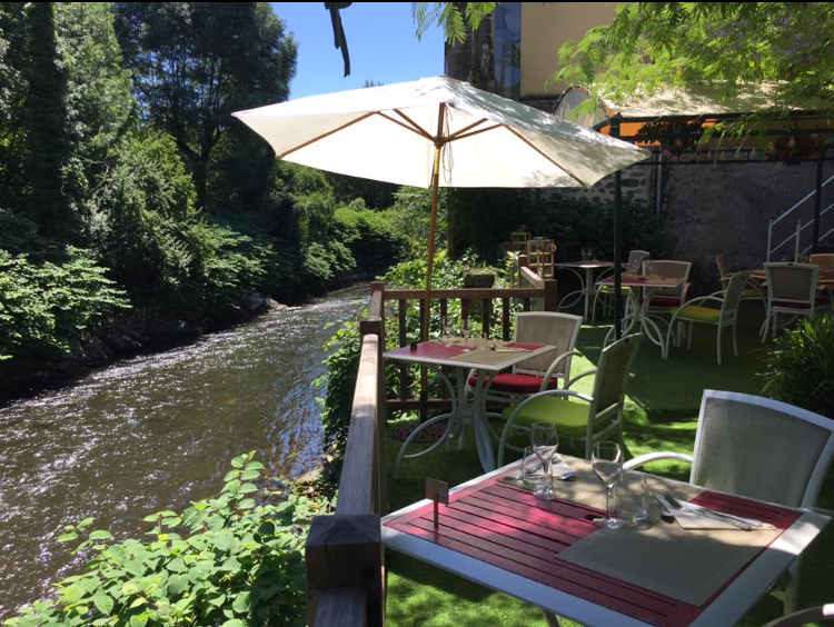 terrasse restaurant